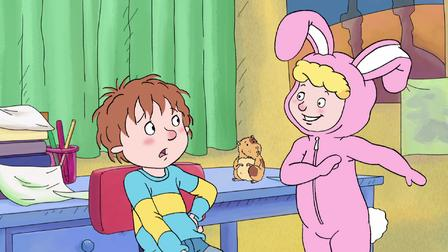 Horrid Henry And The Hat Perfect Panto