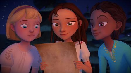 Spirit riding free netflix official site lucky and the mysterious map publicscrutiny Image collections