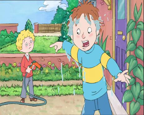Perfect Peters Horrid Day Henry And The Injection