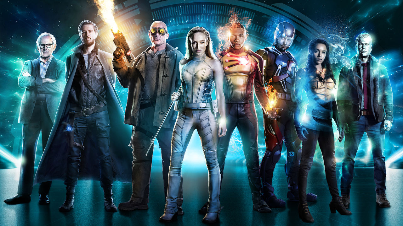 Resultado de imagen para dc's legends of tomorrow