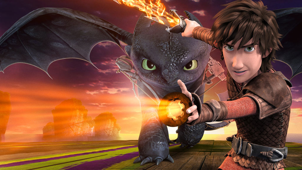 Dragons race to the edge netflix official site ccuart Choice Image